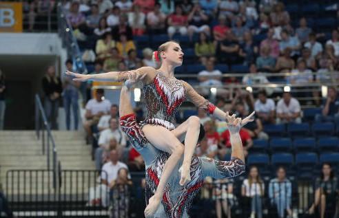 Белорусские акробаты забрали третье золото II Европейских игр