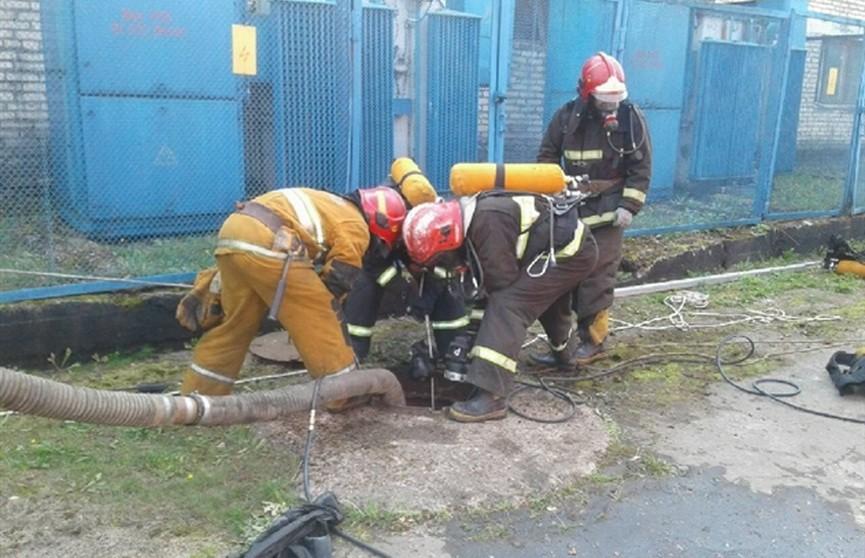 Два работника «Водоканала» погибли при очистке коллектора в Кричевском районе