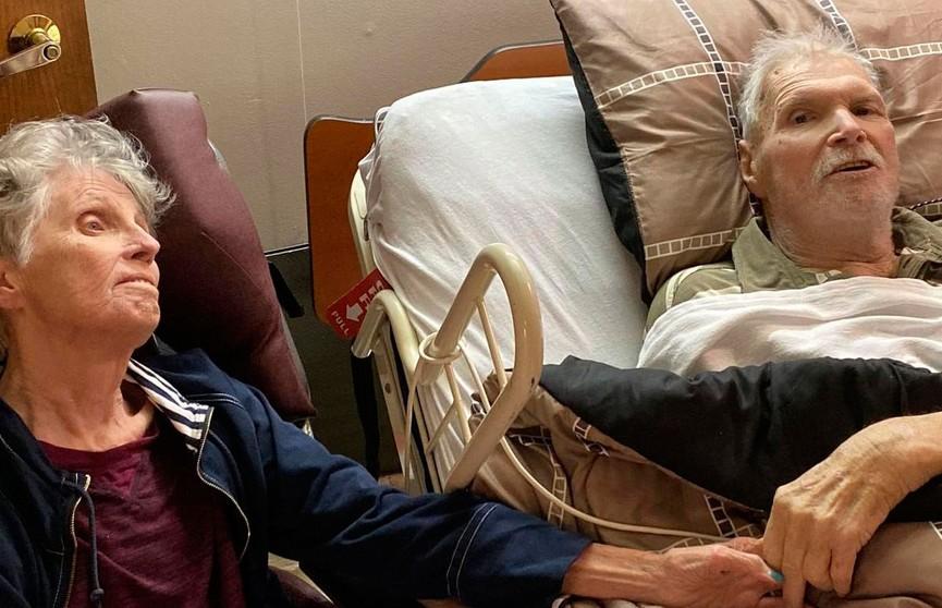 Как в сказке: пожилые супруги умерли в один день, прожив вместе 65 лет