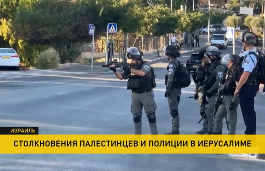 В Израиле новые столкновения палестинцев и полицейских произошли в траурный для иудеев день на Храмовой горе