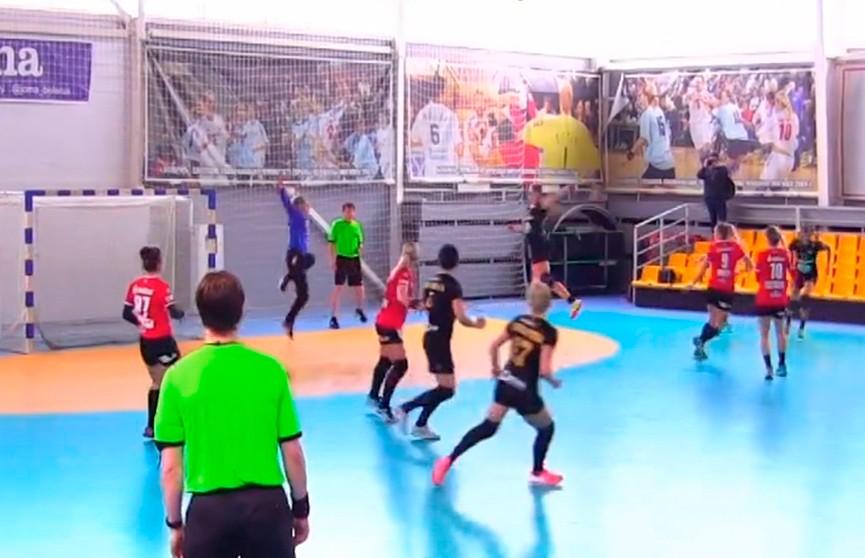 Гандболистки «Гомеля» стали обладательницами Кубка Беларуси по гандболу