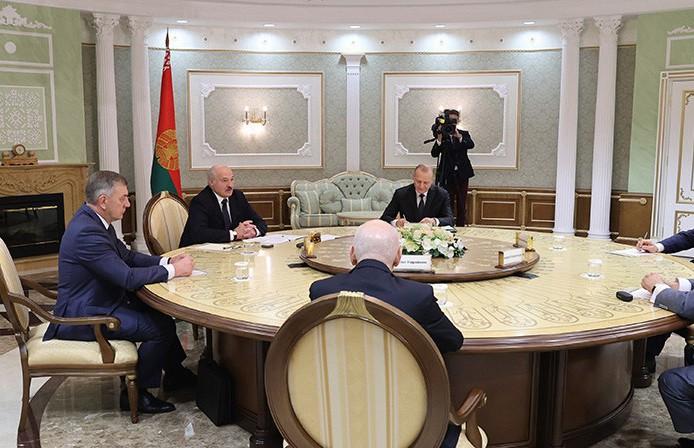 Лукашенко рассказал, какую бы он возглавил партию на Западе