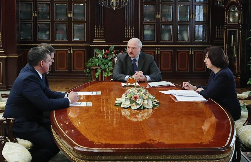 Эхо Шкловского района. Президент прокомментировал ситуацию с увольнениями
