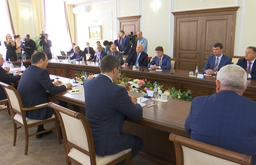 Делегация из Приморского края России прибыла в Минск