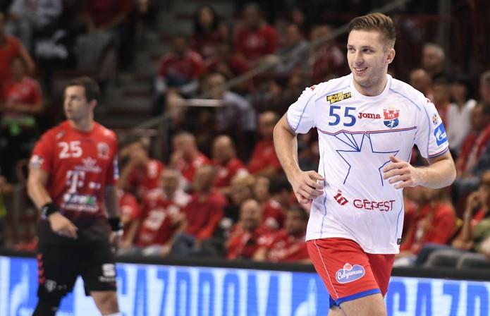 Никита Вайлупов признан лучшим новичком гандбольной Лиги чемпионов