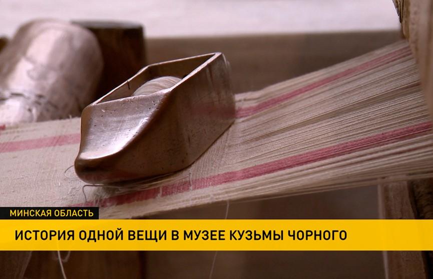 К 120-летию со дня рождения Кузьмы Чорного в музее прозаика стартовал проект «История одной вещи»