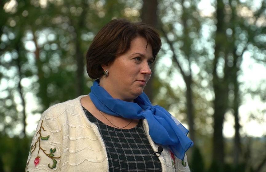 Глава Белорусского союза женщин Елена Богдан: Дети никогда и ничему не помеха