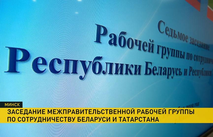 Беларусь и Татарстан к концу года презентуют образец двигателя для тракторов на газу