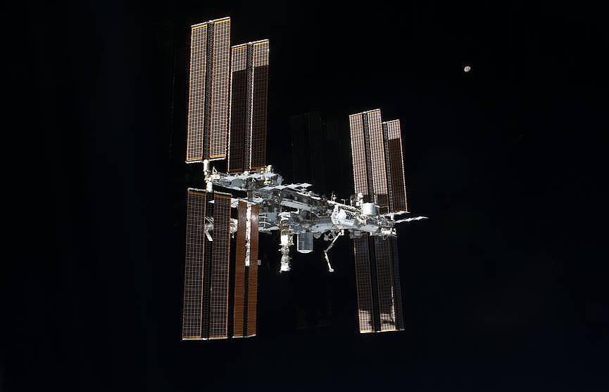 Утечка воздуха произошла на МКС