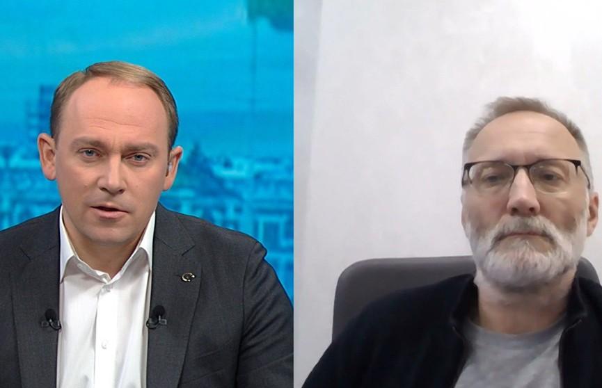Сергей Михеев: общество потребления постоянно стимулирует недовольство, народ серьезно отупел