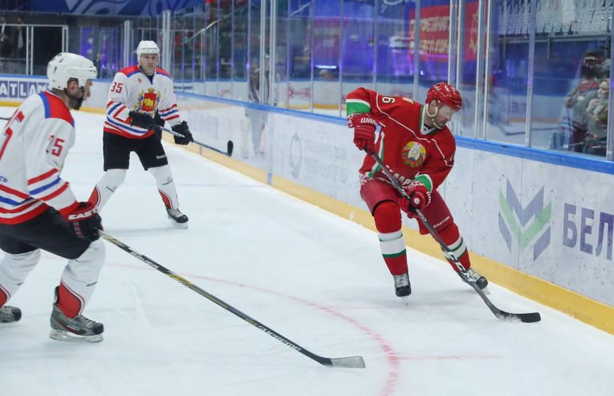 Определился соперник хоккейной команды Президента Беларуси в финале турнира на призы Президентского спортивного клуба