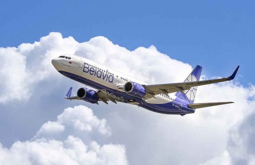«Белавиа» с 15 июня возобновляет рейсы в Украину