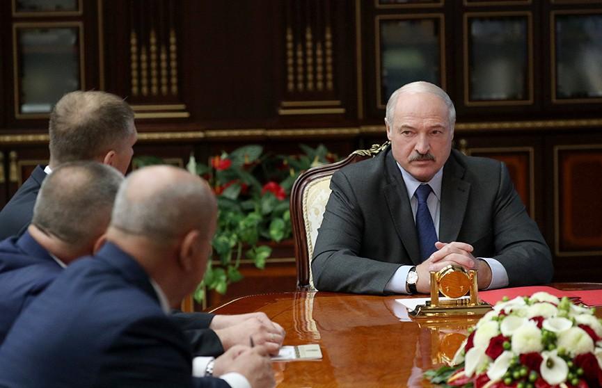 Лукашенко назначил новых руководителей Жабинковского, Пружанского и Ивановского районов Брестской области