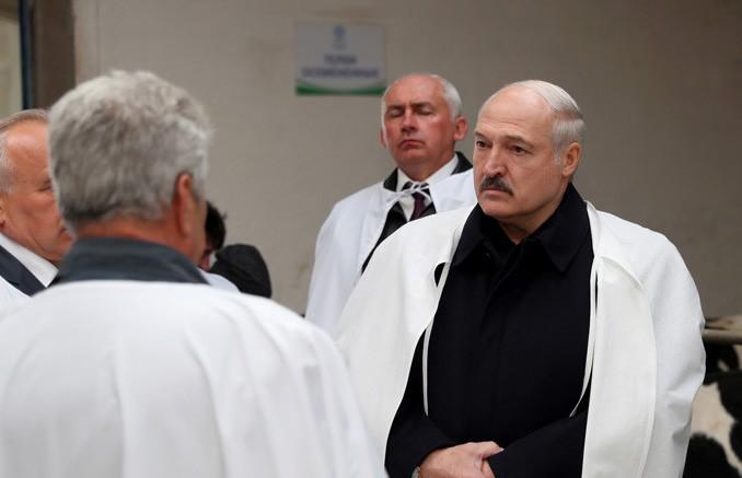 Александр Лукашенко посетил с рабочей поездкой Витебскую область