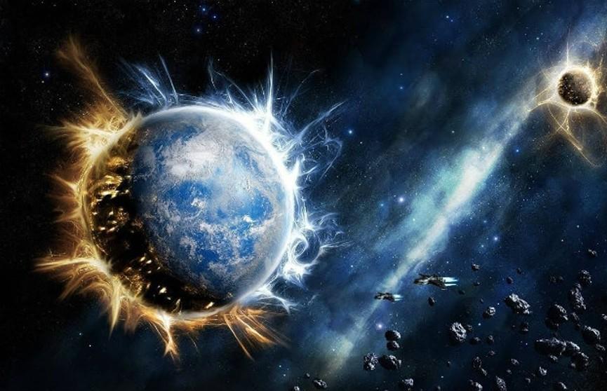Cильная геомагнитная буря обрушилась на Землю