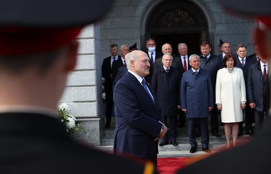 Лукашенко – ветеранам: За свои жизни не переживайте. Мы сделаем все для того, чтобы вы жили