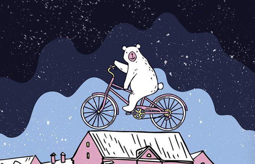 Рождественская костюмированная велопрогулка пройдёт в Минске