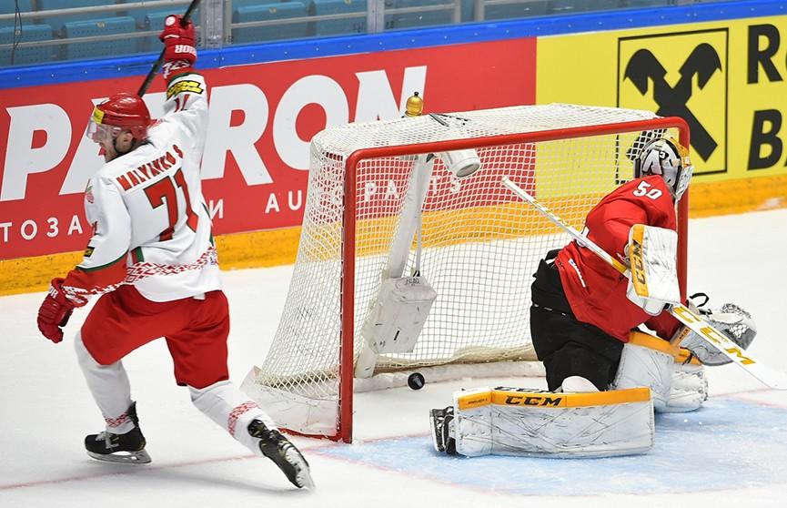 Сборная Беларуси обыграла команду Литвы на старте ЧМ по хоккею в первом дивизионе