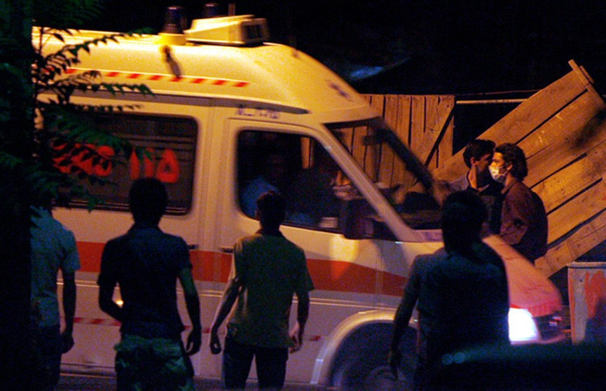 Автобус с паломниками подорвался на мине в Ираке