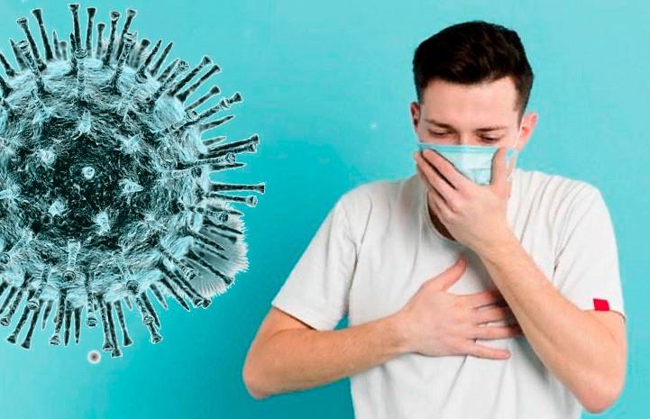 Названа возможная причина «повторного заражения» коронавирусом