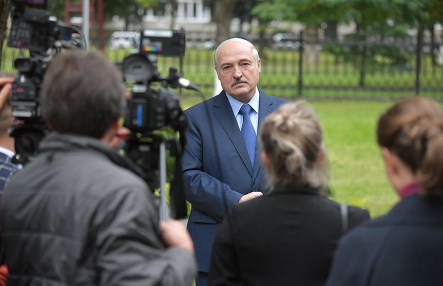 Лукашенко рассказал о своем отношении к бывшим госслужащим, которые «сменили» курс после президентских выборов