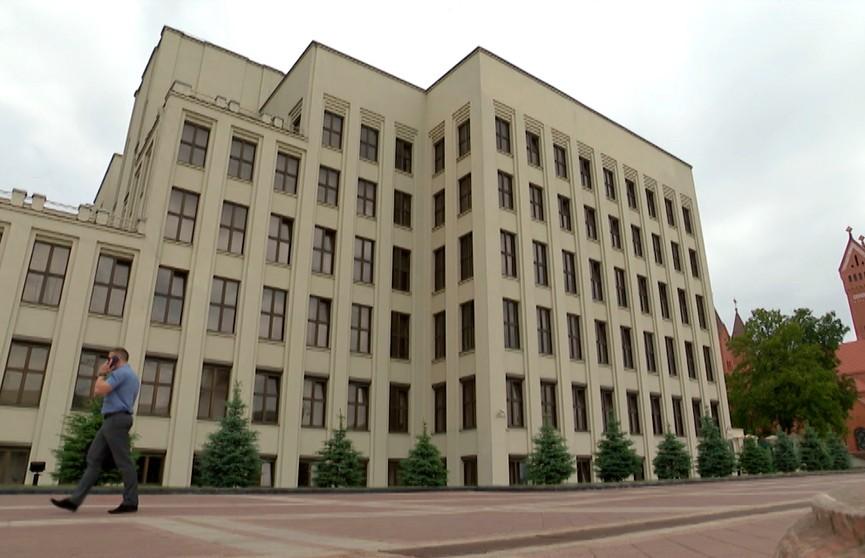 Выдвижение кандидатов в депутаты Палаты представителей завершается в Беларуси