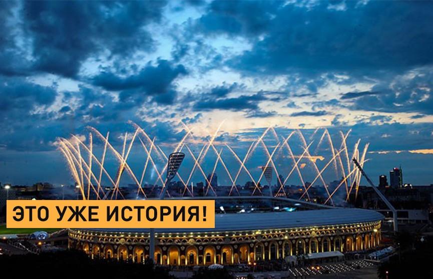 Игорь Крутой о II Европейских играх: Это уже история!