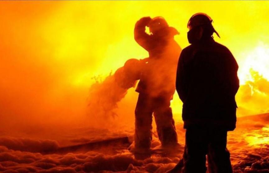 Мужчина получил ожоги 83% тела на пожаре в Щучинском районе