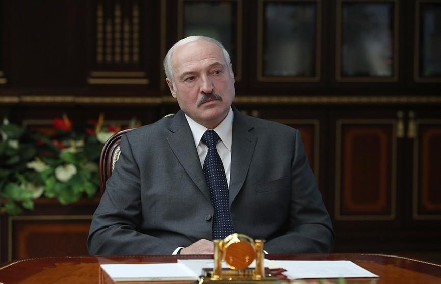 Без дефицита и ажиотажа: Александру Лукашенко доложили о ситуации на потребительском рынке