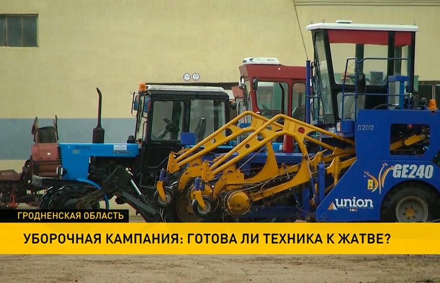 Уборочная под угрозой? Техника исправна, а в поле ей нельзя. Госконтроль инспектирует сельхозпредприятия