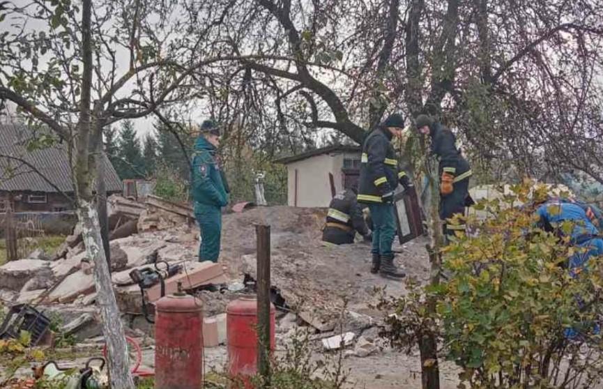 Взрыв бытового газа произошел в Молодечненском районе. Погиб пенсионер