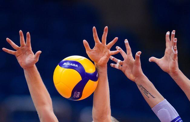 Белорусские волейболисты обыграли команду Нидерландов на молодёжном чемпионате Европы