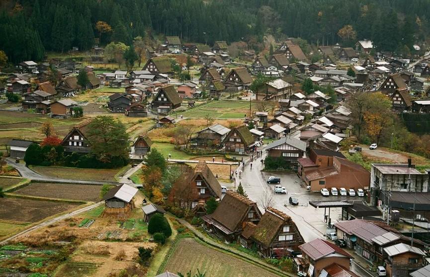 Пожар повредил еще один объект из списка ЮНЕСКО в Японии