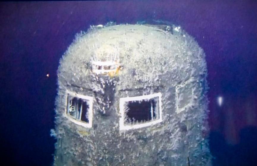 Уровень радиация рядом с затонувшей АПЛ «Комсомолец» уже превысил норму в 800 тысяч раз
