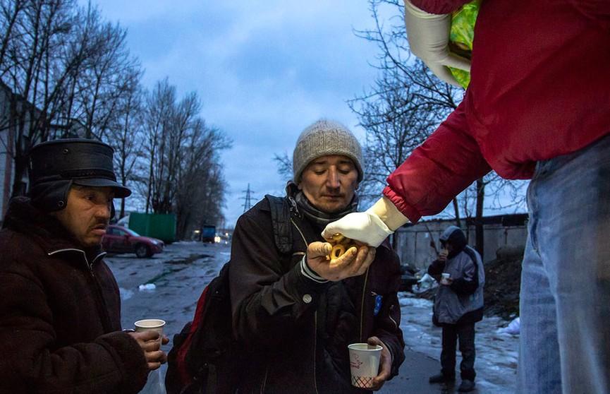 Акция помощи бездомным стартует в Минске: принять участие может каждый