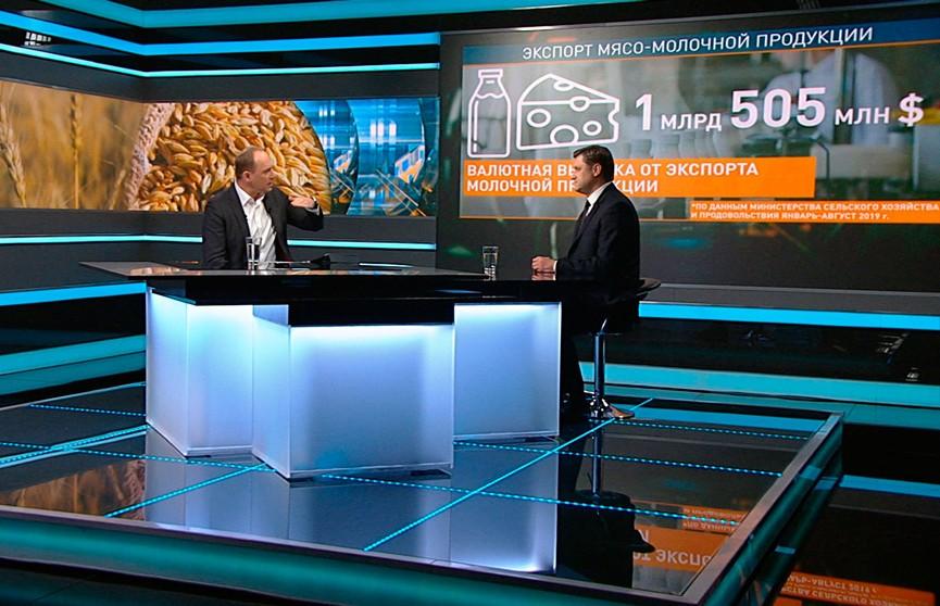 Почему на российских столах стало меньше наших продуктов? Разбираемся объективНо