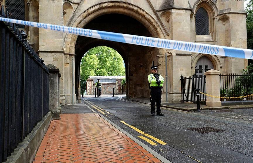 Британская полиция признала нападение в Рединге терактом