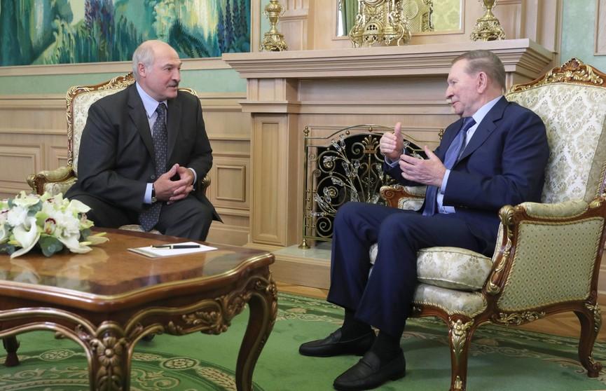 В Минске прошли переговоры по урегулированию ситуации на востоке Украины