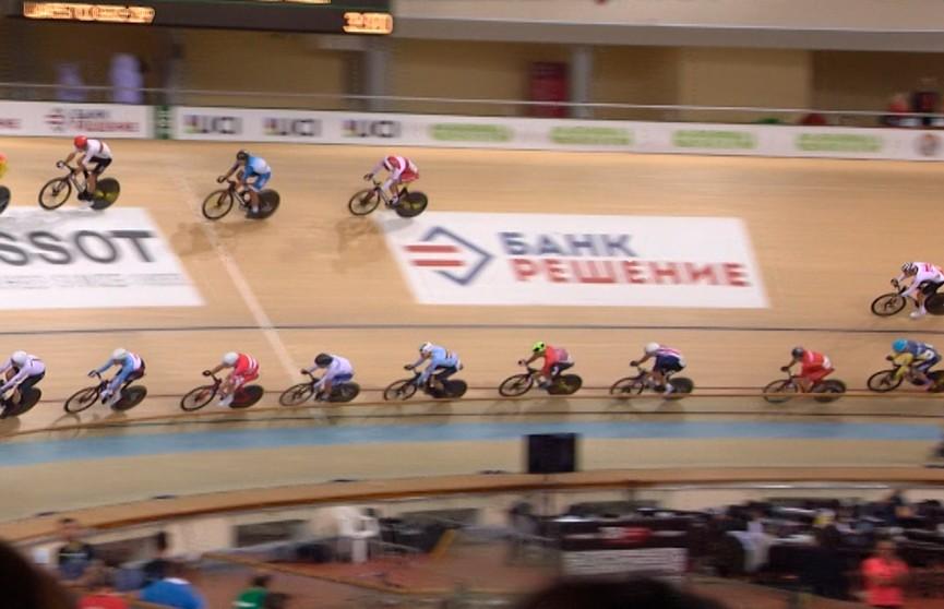 Евгений Королек завоевал серебро на чемпионате Европы по велоспорту на треке