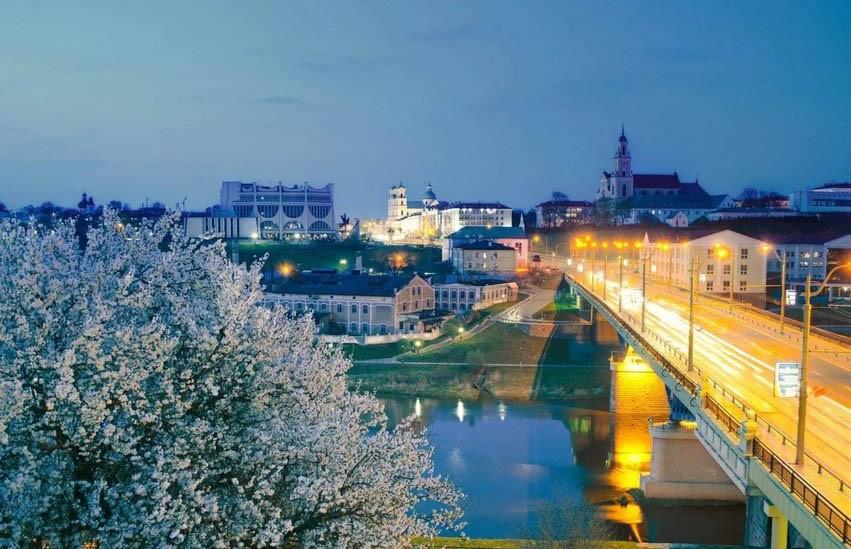 По безвизу с начала года Гродно посетили свыше 50 тысяч туристов