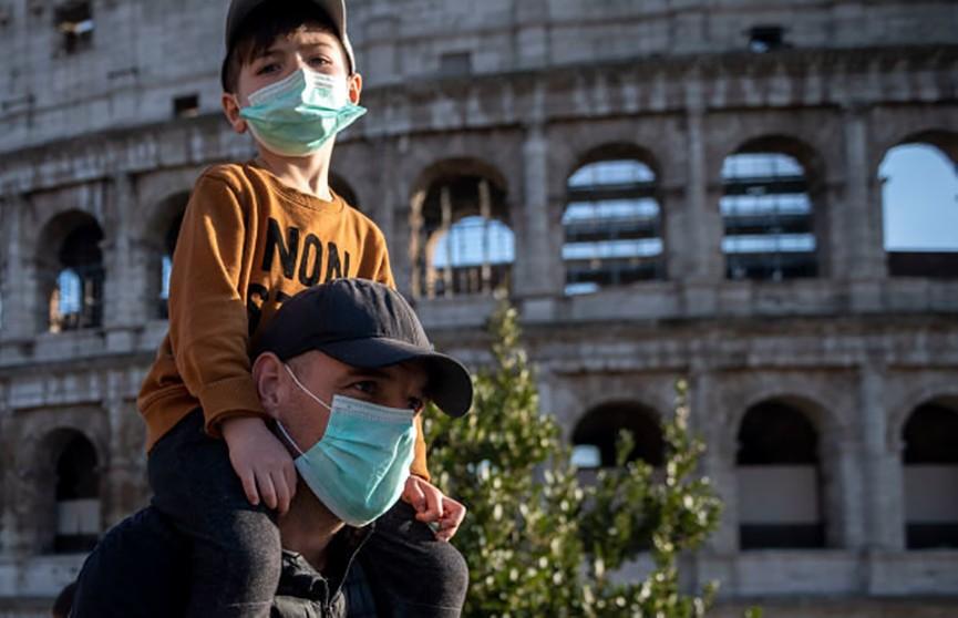 Смертность от коронавируса в Италии идет на спад