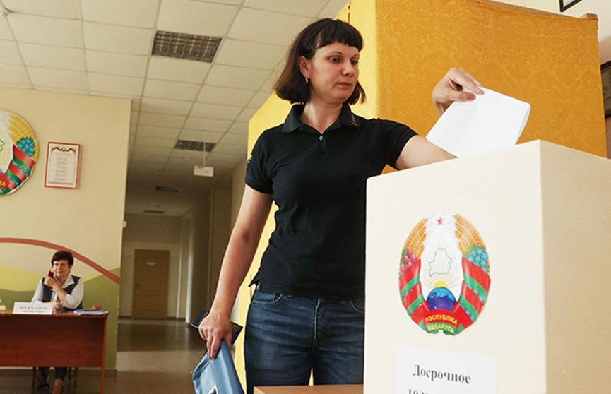 Выборы-2020. Явка избирателей за два дня досрочного голосования составила 12,75%