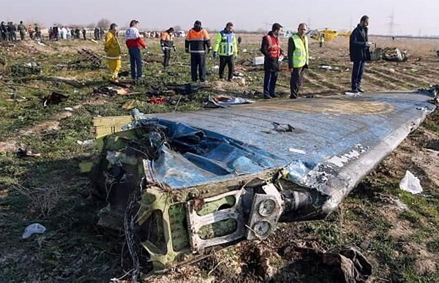 Тела погибших в авиакатастрофе доставили из Тегерана в Борисполь
