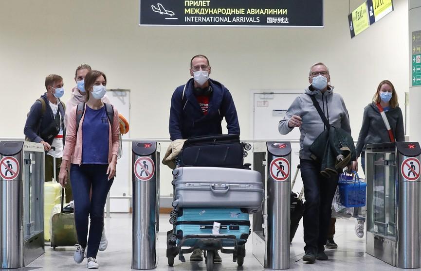 Туристов попросят уйти на карантин