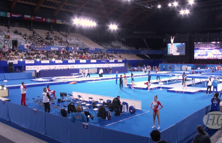 Чемпионаты мира по спортивной гимнастике и прыжкам на батуте состоятся в 2021 году