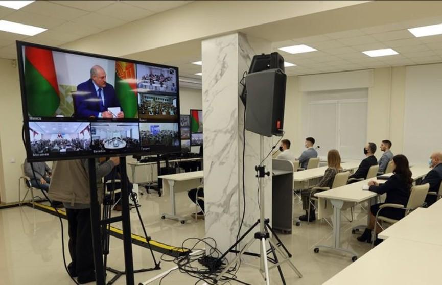 Лукашенко: Почему мы позволили внести в наш общий дом – Беларусь – разлад