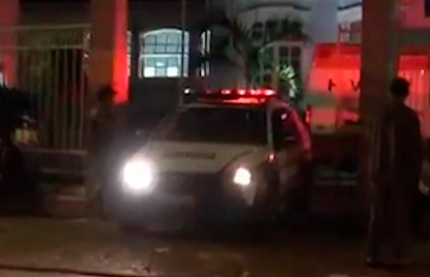 Стрельба в церкви в Бразилии: погибли три человека