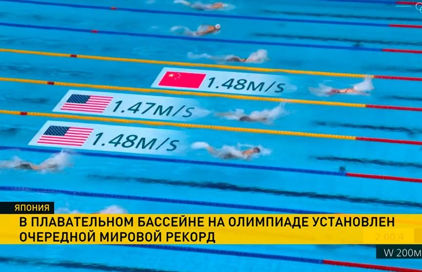 Летняя Олимпиада в Токио: сборная Китая выбилась в лидеры медального зачета