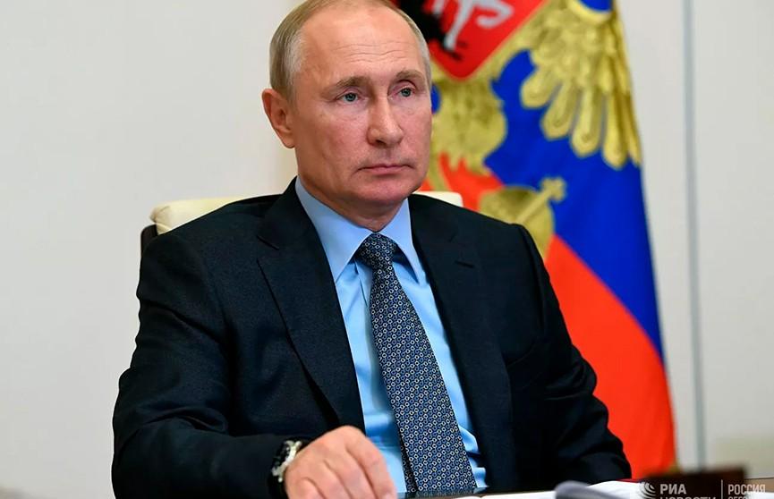Путин рассказал, будет ли баллотироваться на новый президентский срок