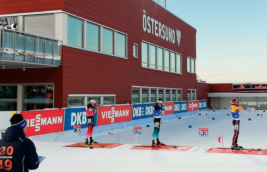 Йоханнес Бё выиграл спринт на этапе Кубка мира по биатлону в Эстерсунде